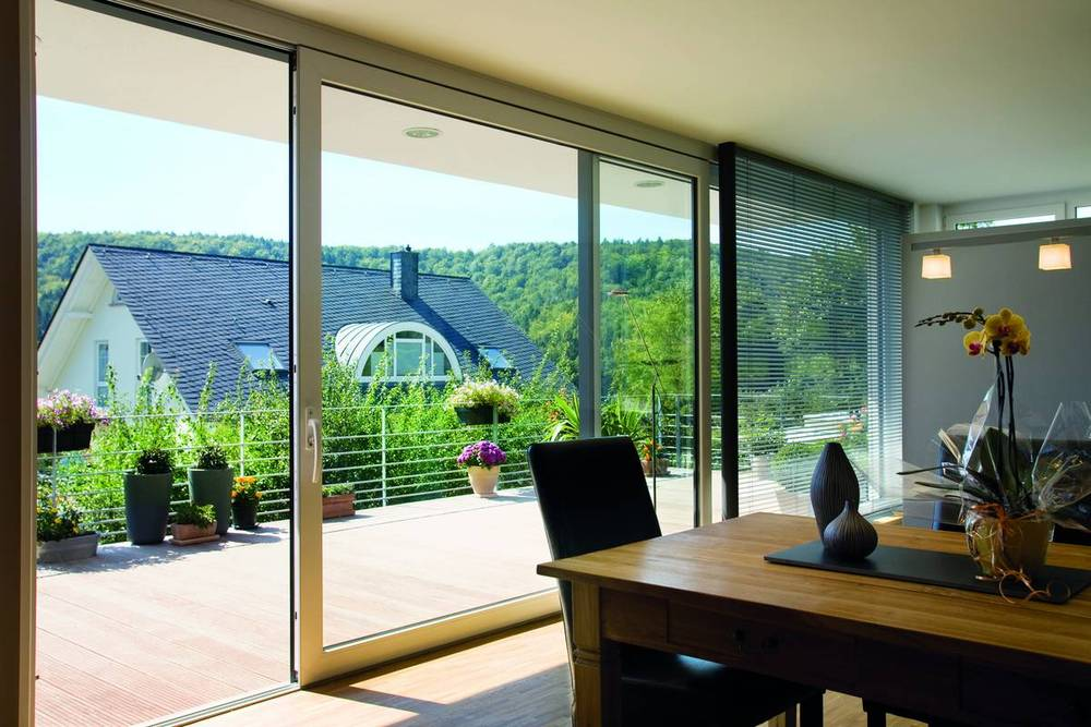 Favorit Kipp-Schiebetüren - Glas Reus GmbH & Co. KG IR24
